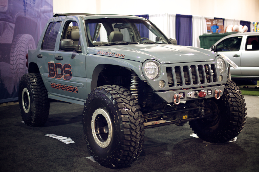Jeep Cherokee Matte Grey >> SEMA 2013: 40 Awesome Off-Road Vehicles - RockCrawler.comRockCrawler.com