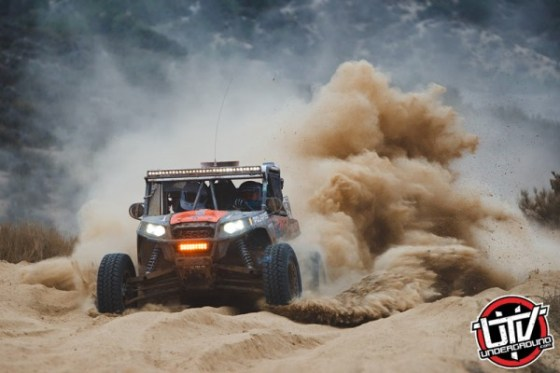 Vixion X - Baja 1000 - Polaris Coastal Racing-Holz Racing