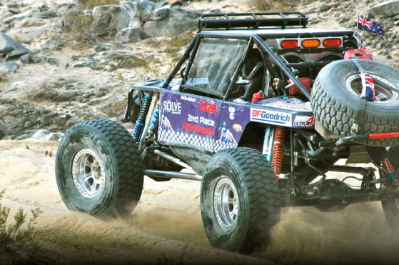 Raceline Wheels King of the Hammers Bower Media