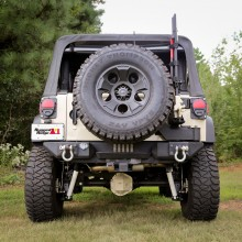 Rugged Ridge XHD Tire Carrier