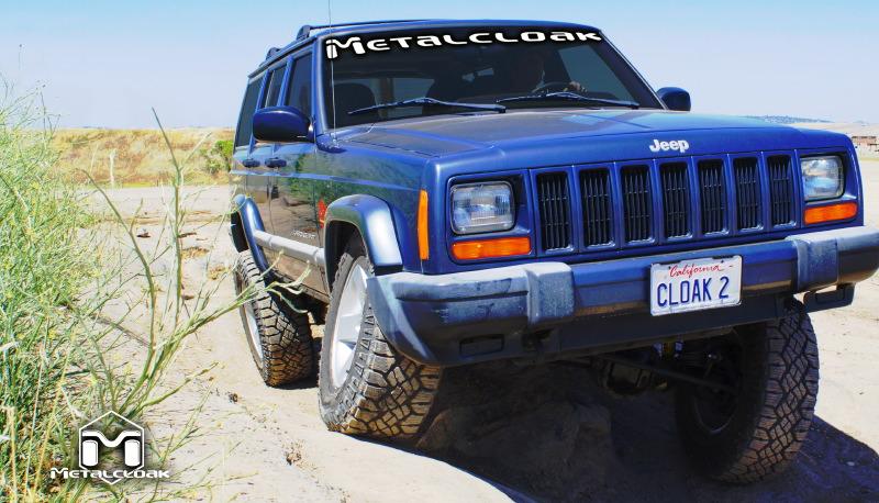Metalcloak S 3 5 Duroflex Cherokee Xj Suspension System