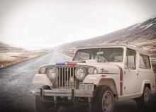 1971 Hurst Jeepster Commando - Omix-ADA
