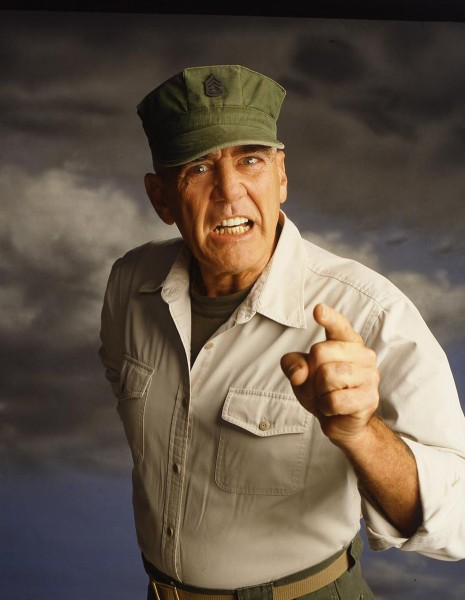 Omix-ADA Celebrity Spokesperson R. Lee Ermey 'The Gunny' (High Res)