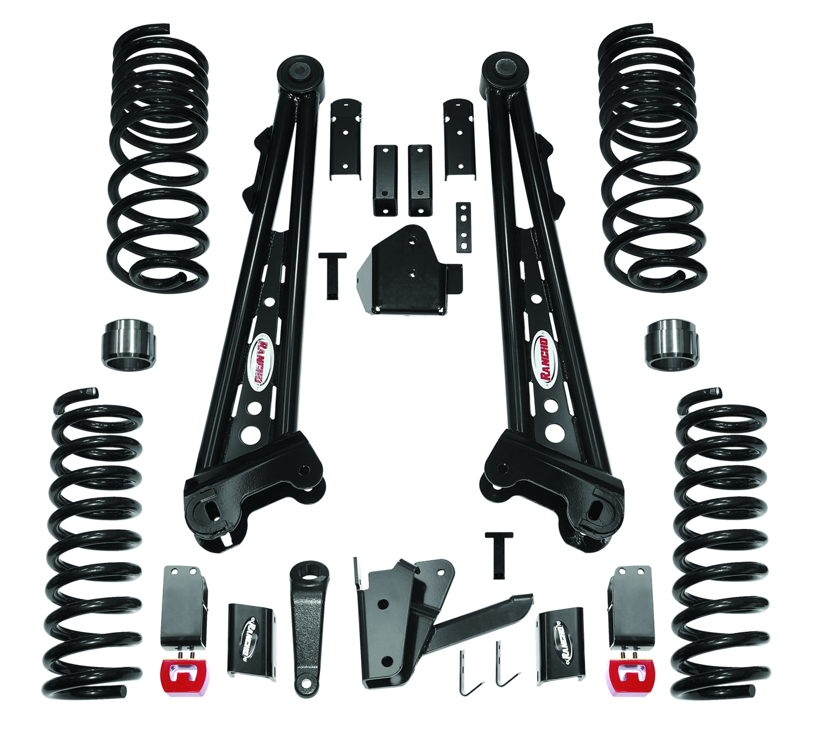 Rancho RS66450R7 Suspension System