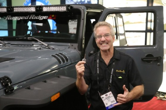Jody S., Winner of Rugged Ridge 2014 Jeep Giveaway (High Res)