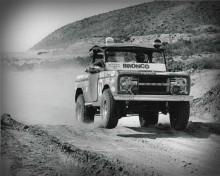 ORMHOF Bronco - Car 71 - Trackside copyright