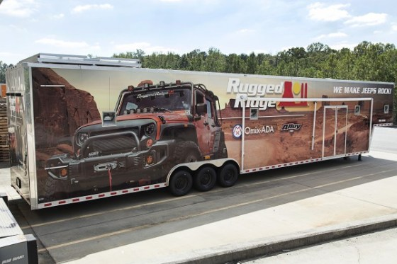 Rugged Ridge Custom Show Trailer 2 (High Res)