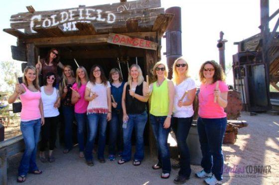 ladies codriver challenge bower media 13