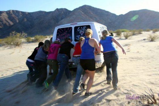 ladies codriver challenge bower media 8
