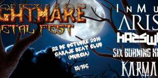 Nightmare Metal Fest 2016