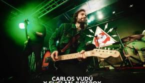 Carlos Vudú en Sala Rem
