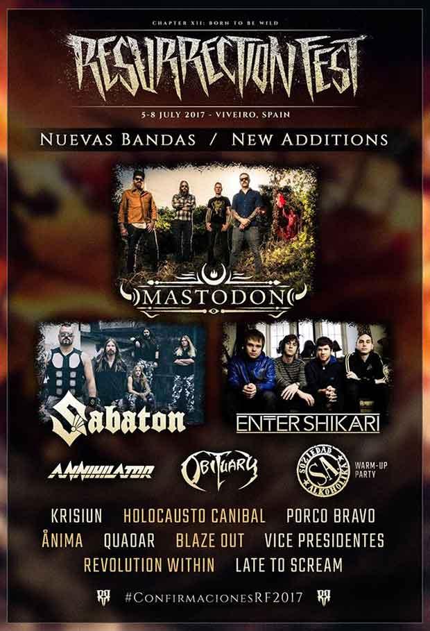 resurrection mastodon