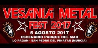 vesania metal fest 2017