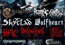 Iberian Warriors metal fest