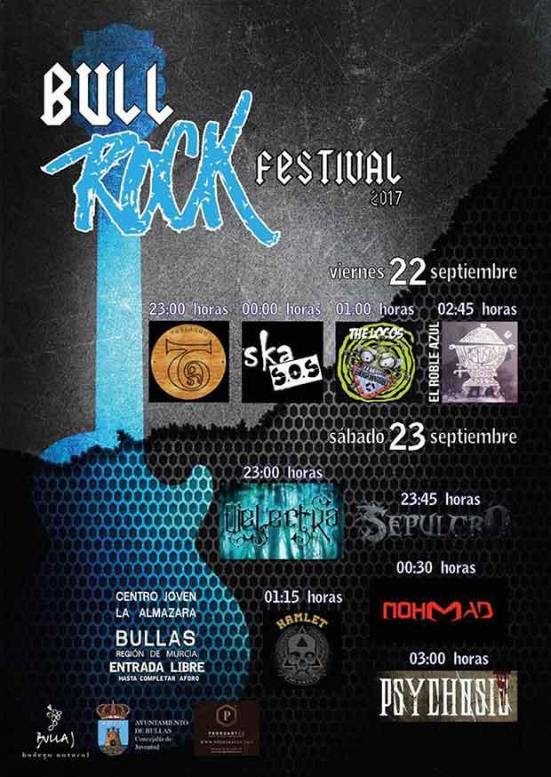 bullrock 2017