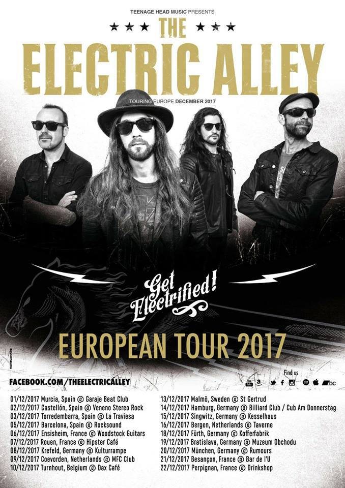 the ellectric alley