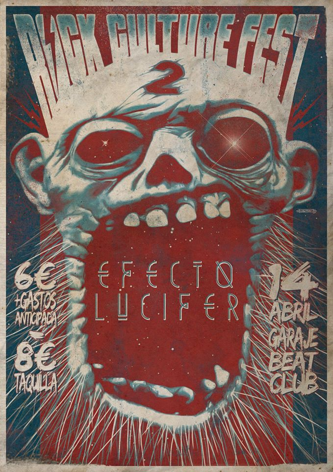Efecto Lucifer rock culture fest
