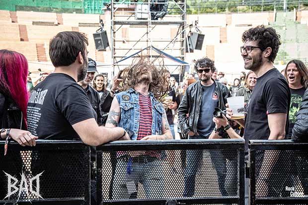 Crónica y fotos del Garage Sound Festival 2018 - Viernes