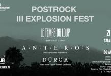 post rock explosion
