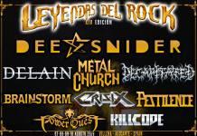 leyendas del rock 2019