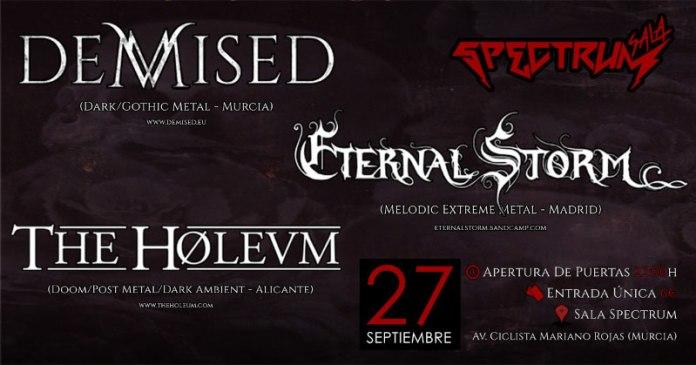 demised-the-holeum-eternal-storm-murcia
