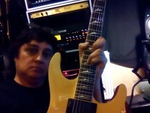 cris in studio 1