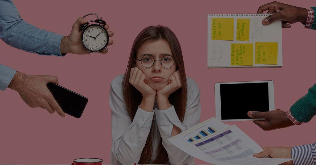 Estresse no trabalho, sintomas, causas e como evitar