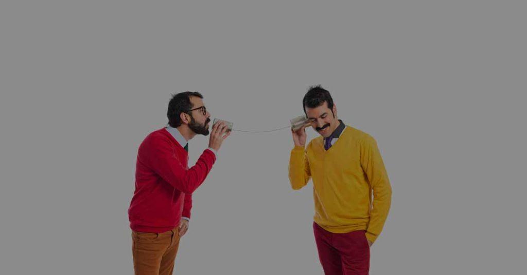 Problemas de comunicação no trabalho