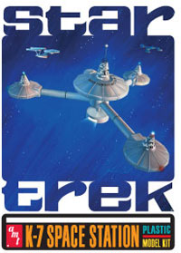Star Trek Model Kits. Plastic Models of your favorite ...