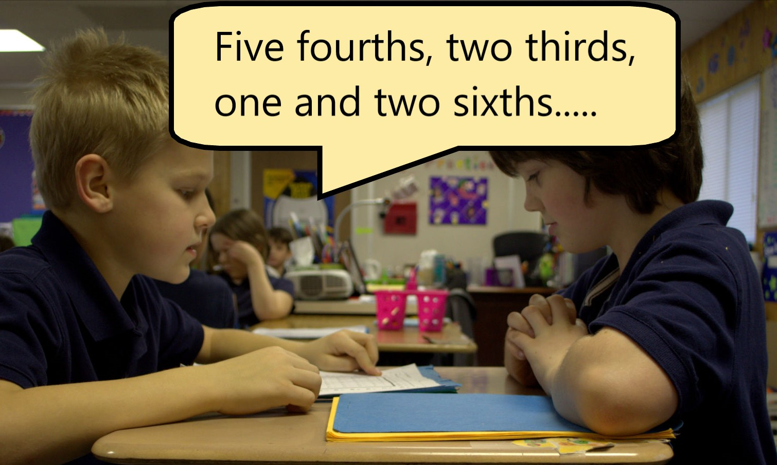 Identifying Fractions Creating Fluent Mathematicians
