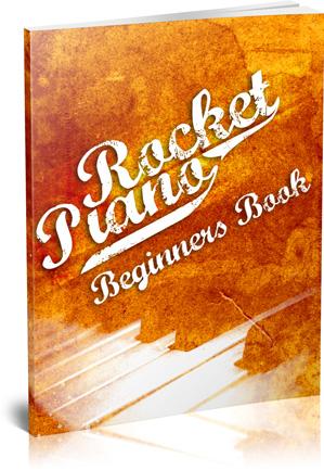 Rocket Piano Beginners Book