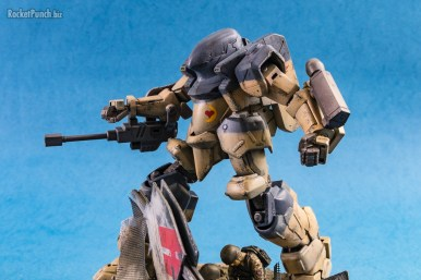 'Cover Fire' - Bandai 1/35 Tactical Armor Type 17EX Shinden
