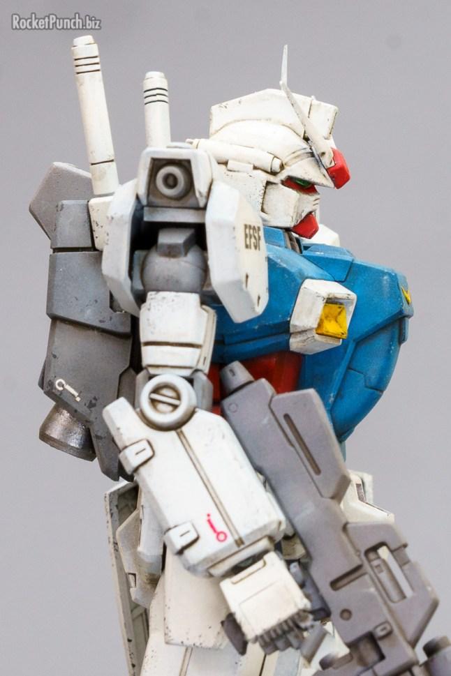 Bandai HGUC 1/144 RX-78GP01 Gundam Zephyranthes