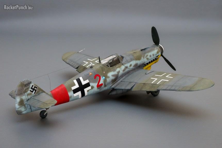 KA Models 1/48 Messerschmitt Bf 109G-10