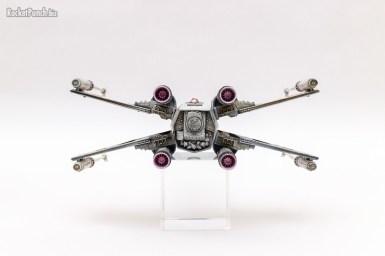 Bandai 1/72 Incom T-65B X-wing Starfighter