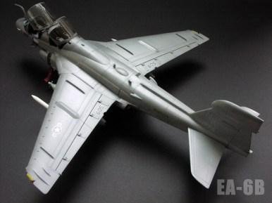 Hasegawa 1/72 Grumman EA-6B Prowler