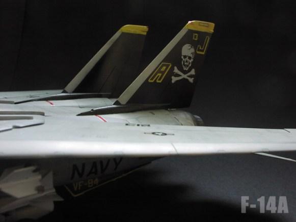 Grumman F-14A Tomcat 'VF-84 Jolly Rogers'