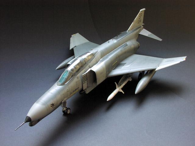 Hasegawa 1/48 McDonnell Douglas F-4G Phantom II 'Wild Weasel IV'