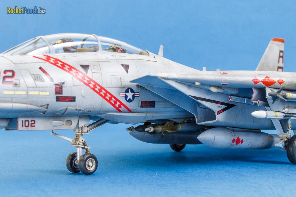 hb-f14bvfHobbyboss 1/72 Grumman F-14B Tomcat 'VF-102 Diamondbacks'102-23