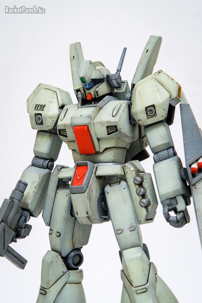 Bandai HGUC 1/144 RGM-89 Jegan
