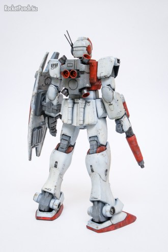 Bandai HGUC 1/144 RGM-79GS GM Space Command