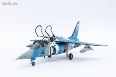 Kinetic 1/48 Dassault/Dornier Alpha Jet A 'Top Aces'