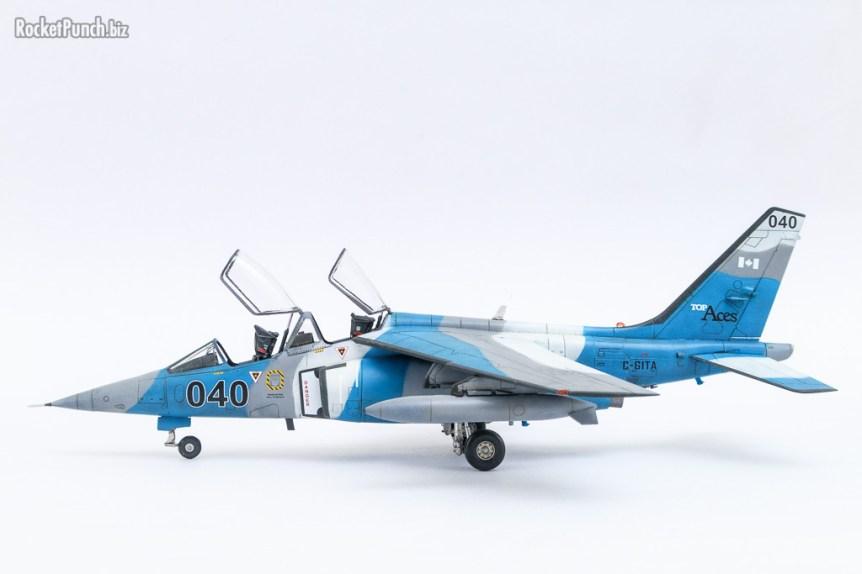 Kinetic 1/48 Dassault/Dornier Alpha Jet A 'Top Aces'