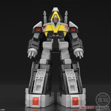 Megaranger's Delta Mega