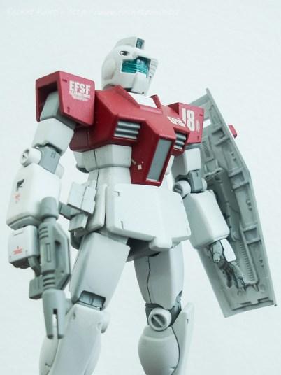 Bandai HGUC 1/144 RGM-79 GM