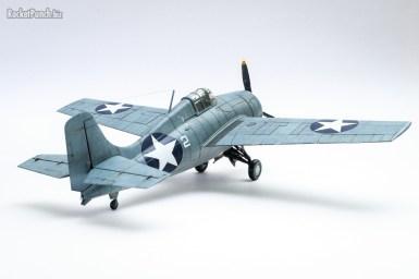 Tamiya 1/48 Grumman F4F-4 Wildcat
