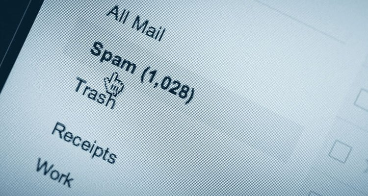 Avoid Spam Mail