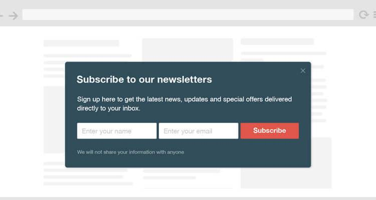 Boost Email Subscribers