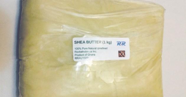Shea Butter 1kg