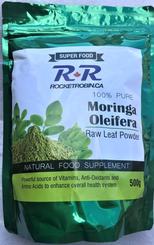 moringa oleifera Powder 6